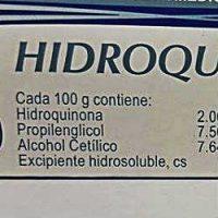 hidroquinona, hidroquinona crema, cremas con hidroquinona, crema hidroquinona, para que sirve la hidroquinona